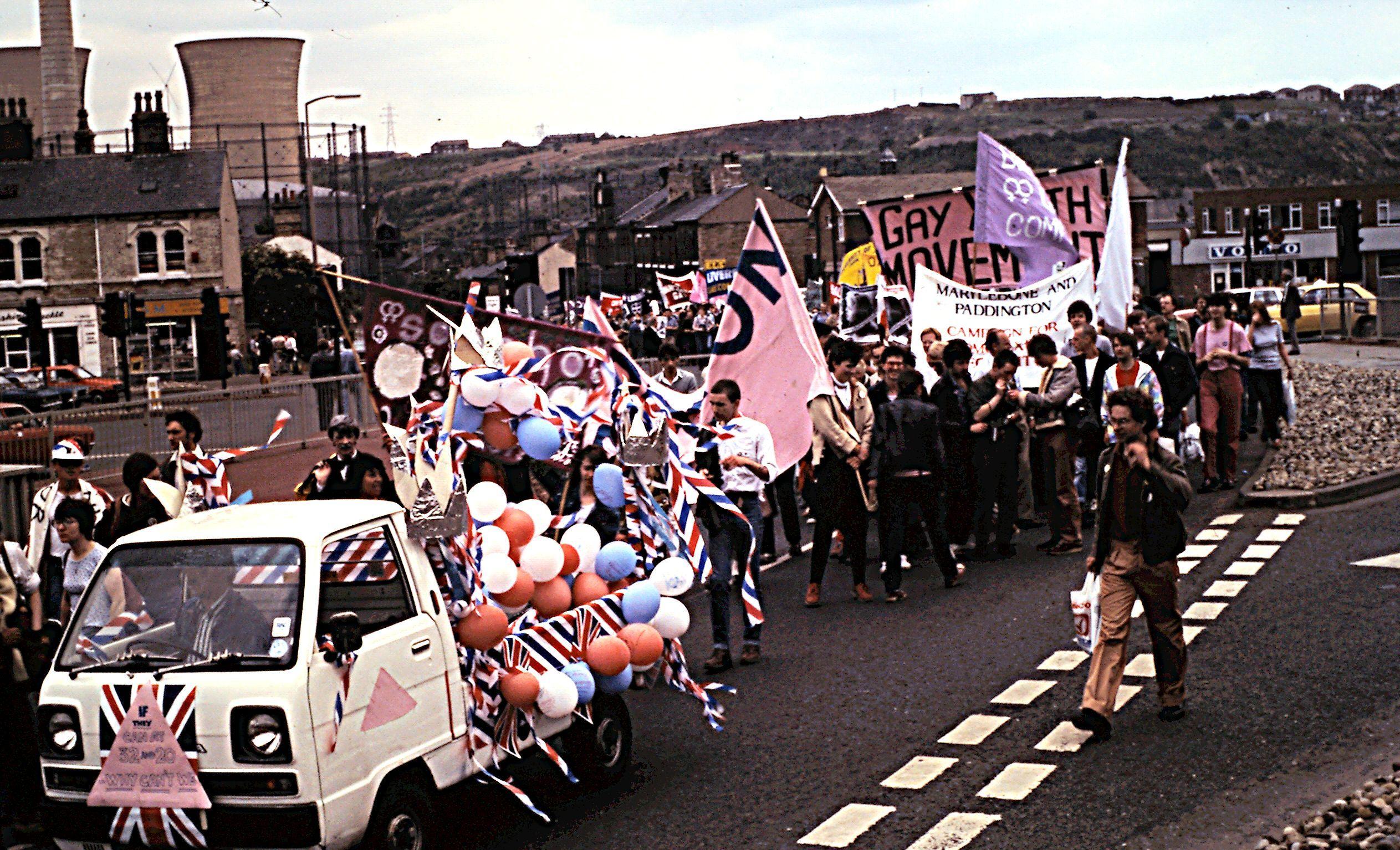 huddersfield pride in 1981