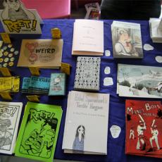 Image for Leeds Alternative Comics Fair