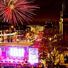Image for Leeds Lights Switch On 2013