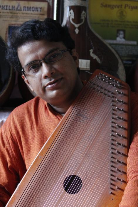 Image for Indian Music On Western Instruments
