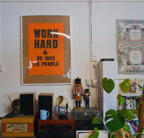 Image for Lord Whitney: work hard & be nice