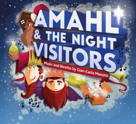 Image for Amahl And The Night Visitors