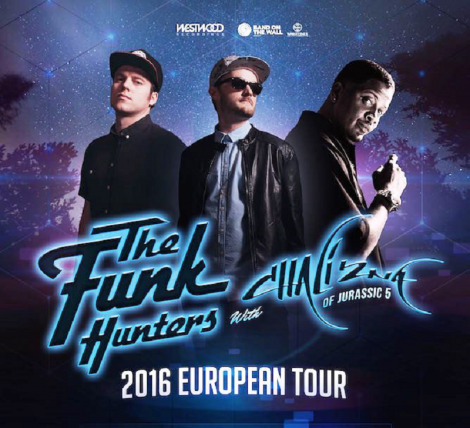 Image for Chali 2na and The Funk Hunters