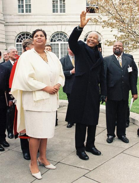 Image for Meeting Mandela