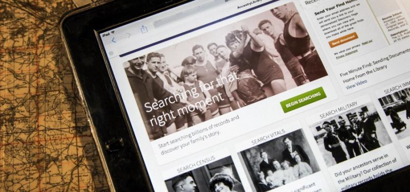 Family History for Beginners Online Workshop