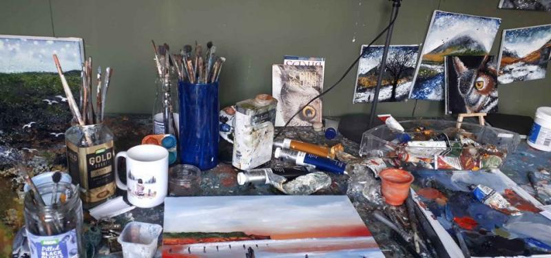 Wanderings and Pondering Creative Art Workshop
