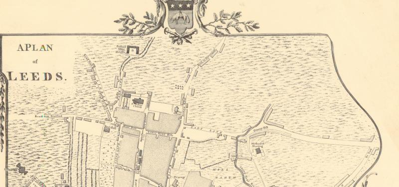 Mapping the Past: Local History Maps at the Central Library