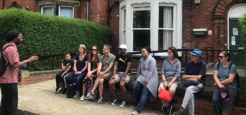 Leeds Black History Walk 2020