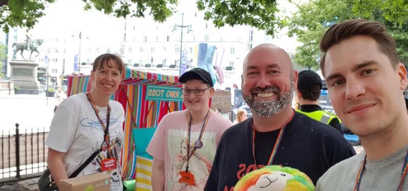 Leeds Pride Village Fete