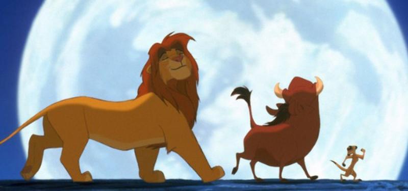Leeds Outdoor Cinema - The Lion King