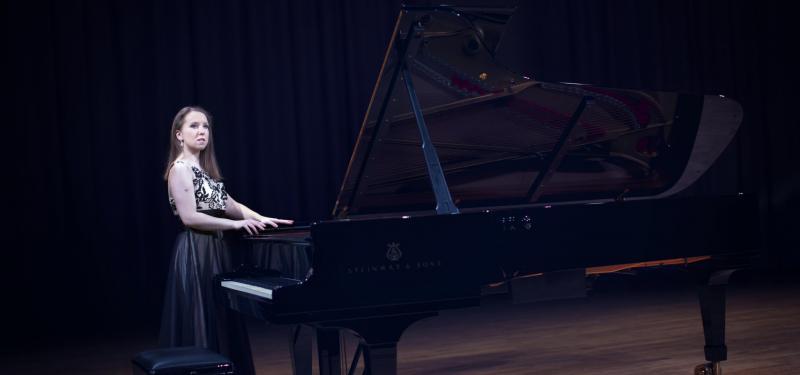 Antonina Suhanova - Live Audio Stream