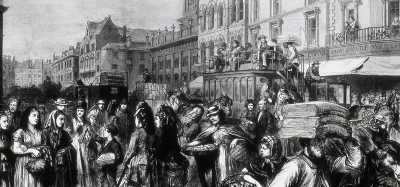 Leeds Civic Trust: 'The Grandest Street in Victorian Leeds' - The History of Boar Lane