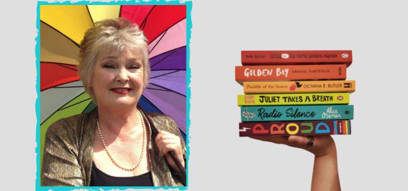 Leeds Virtual LGBT+ Literature Festival 2021