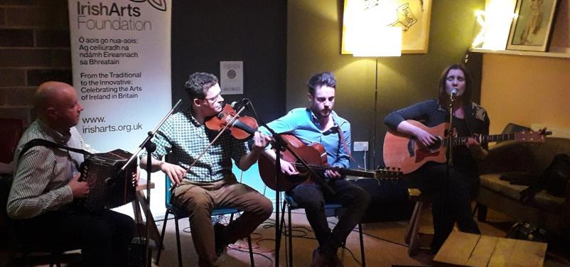 Des Hurley & Friends: Irish Music and Arts