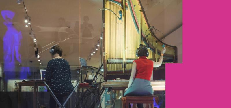 The Leeds Piano Trail | Sarah Nicolls' Belonging Here