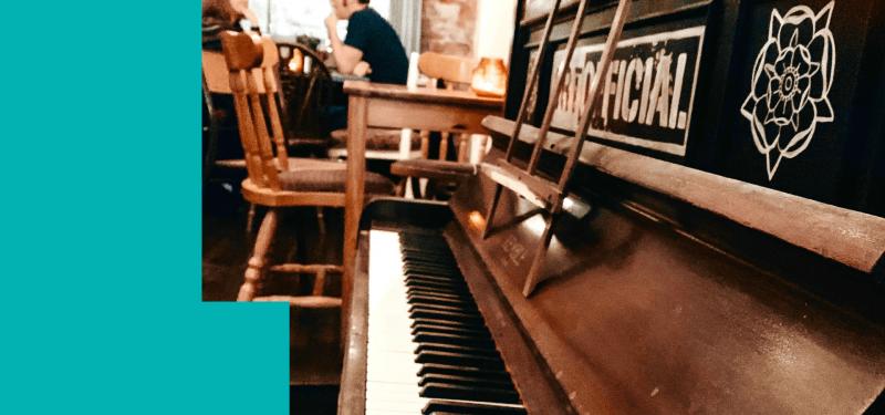 The Leeds Piano Trail | Crooner Club