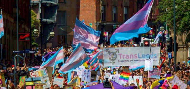 Trans Pride Leeds 2019