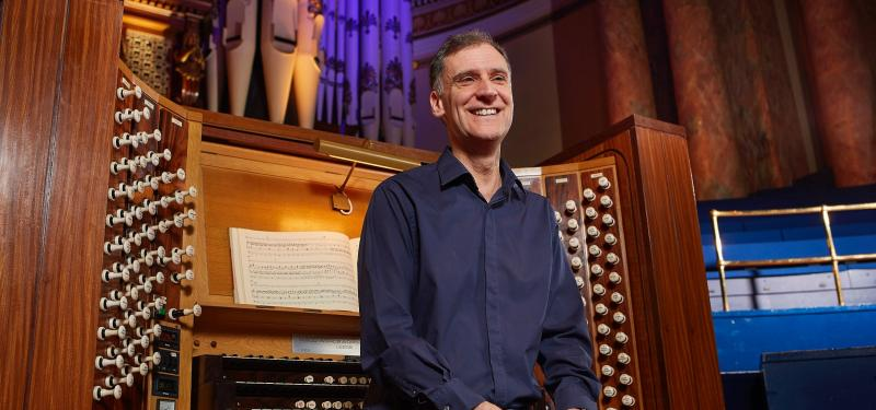 Darius Battiwalla - Organ recital