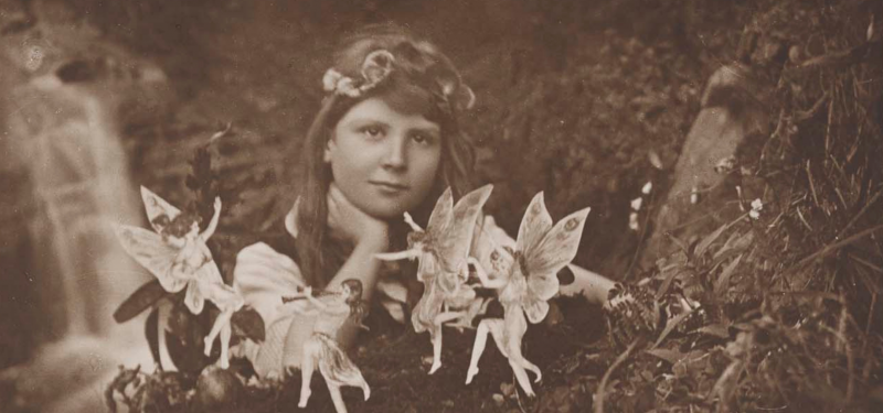 The Cottingley Fairies: A Study in Deception