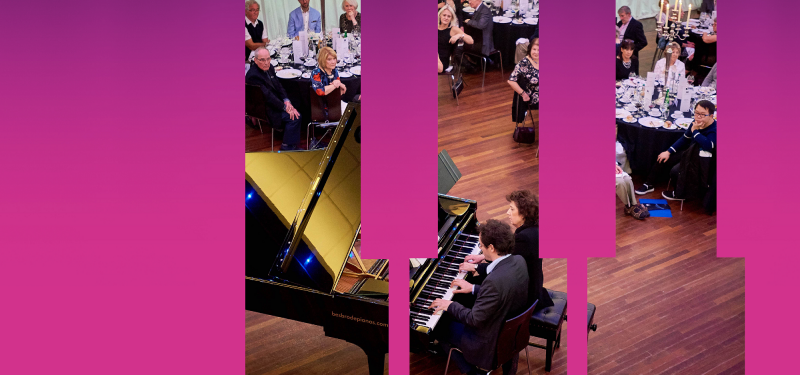 Leeds International Piano Competition | Gala Dinner