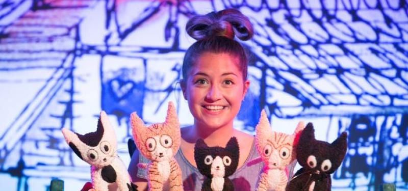 Komedia presents: Pitschi, The Kitten with Dreams