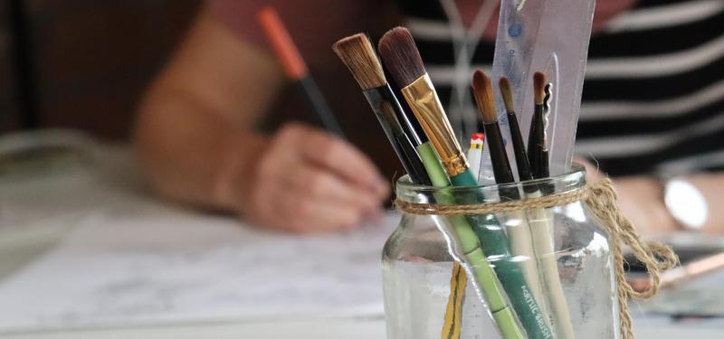 Watercolour Workshop with Chloe Hedley