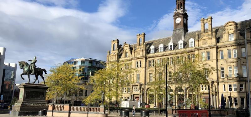 Leeds Highlights Walking Tour