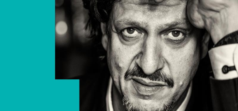 The Leeds Piano Trail | An Evening with Jay Rayner