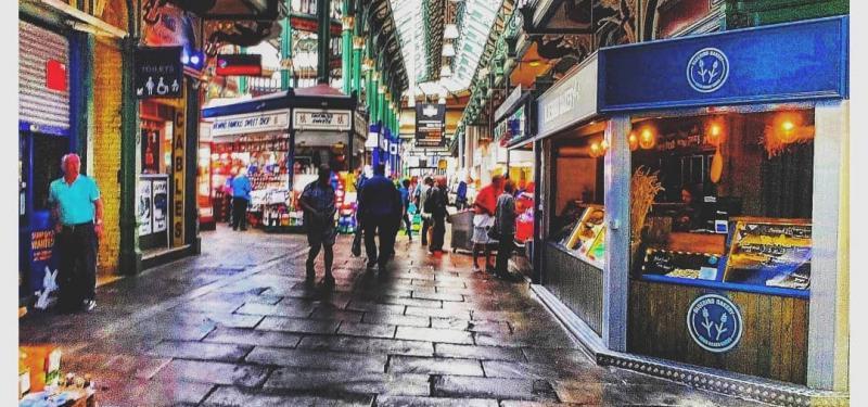 Shopping for Supper in Kirkgate Market - A Virtual Walk
