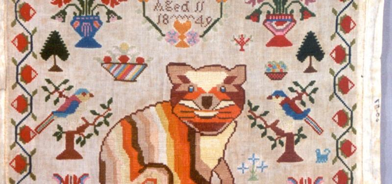 Embroider a Sampler