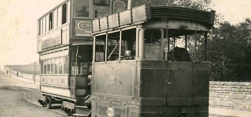 Getting Around Town: Transport in Leeds from 1800 to now