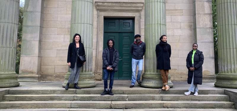 Leeds Black History Walk: Artist Responses