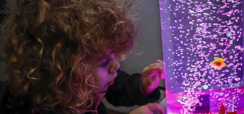 Multi-Sensory Afternoon for the Under 5s