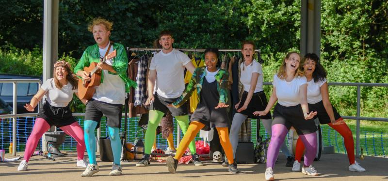A Midsummer Night's Showcase - Bramley Park