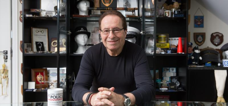 In Conversation with Peter James