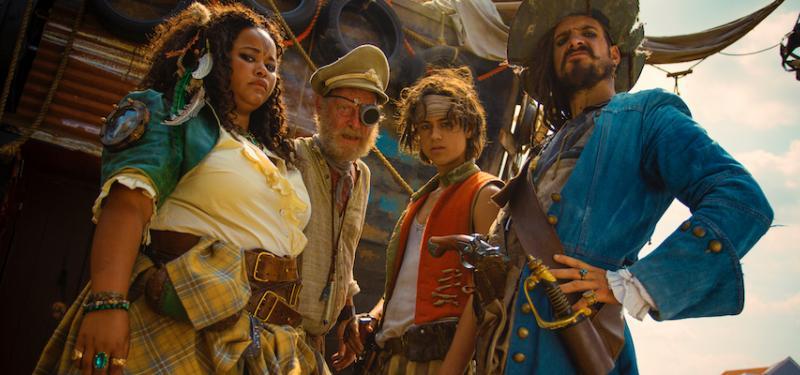 LYFF 2021 Pirates Down The Street