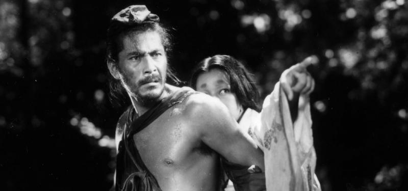 Food & Film: Rashomon
