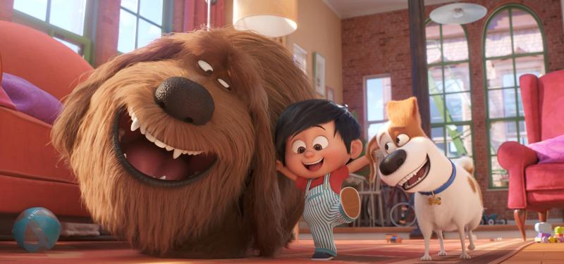 Tykes Cinema: Secret Life of Pets 2