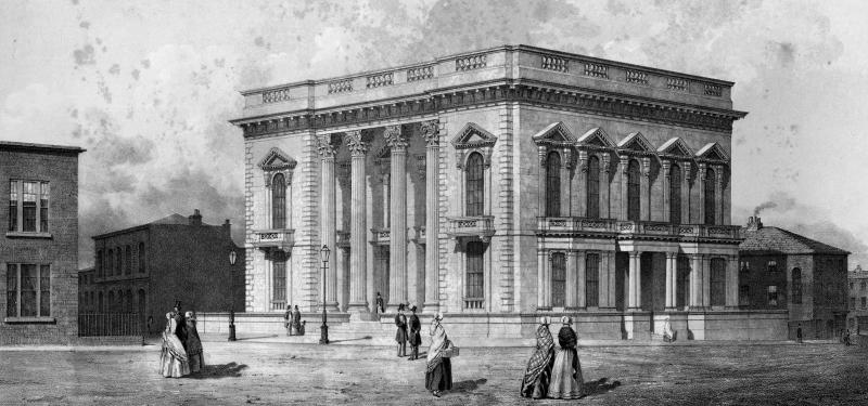 Leeds Civic Trust: 'Grand Emporium' – The Market Halls and Exchanges of Victorian Leeds