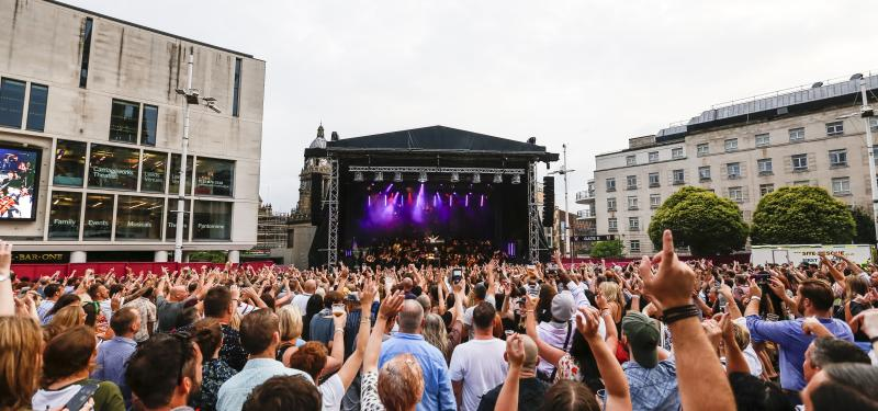 Summer Series Films And Concerts In Millennium Square