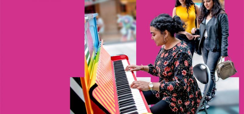 The Leeds Piano Trail | Tabor Piano Ambassadors