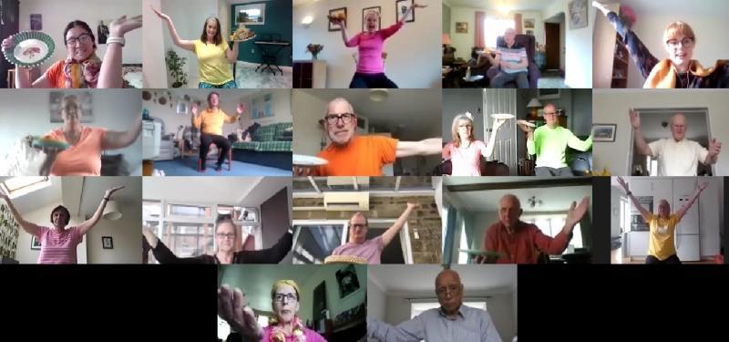 Dance With Parkinson's - Ascendance