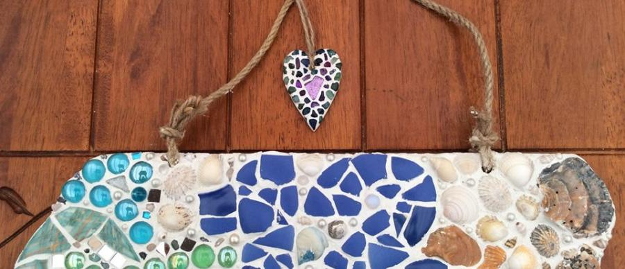 Mosaic Workshop at Flavour Like Fancy