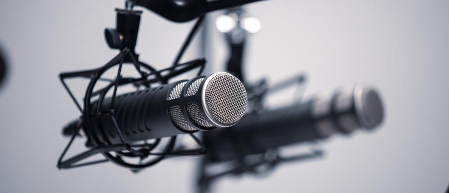 A microphone