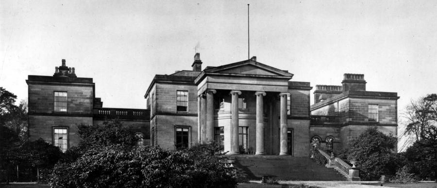 Photo showing Gotts Mansion in Armley Park