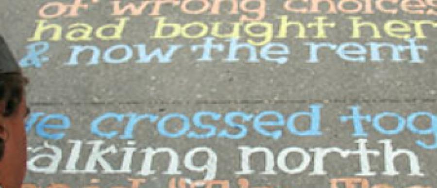 The Word On The Street / Morley Lit Fest