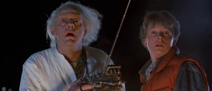 Multi Story Picture House Presents Back to the Future