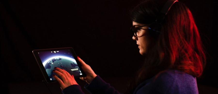 Tech Talk: Digital Literature and Interactive Storytelling