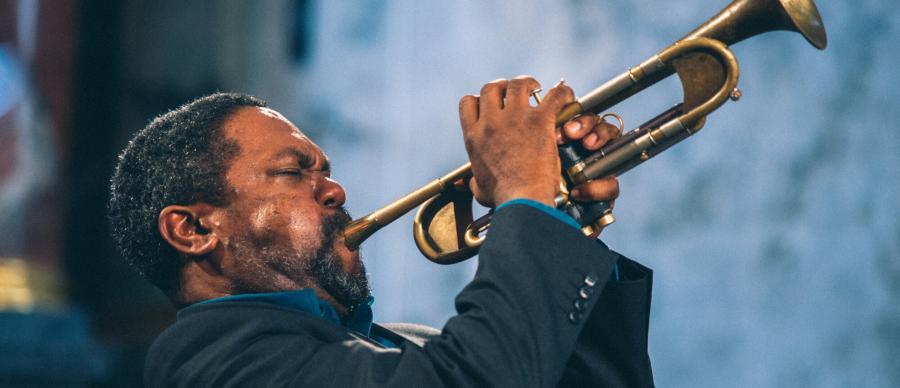 Byron Wallen, jazz trumpet player