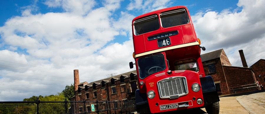 Vintage Bus Day